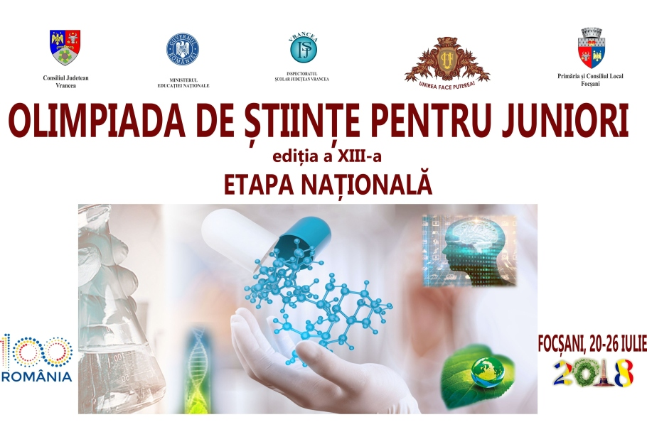 Olimpiada Nationala de Stiinte pentru Juniori